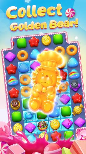 بازی اندروید آب نبات جذاب - بازی رایگان تطبیق - Candy Charming - 2020 Free Match 3 Games