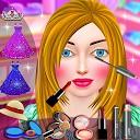 بازی دخترانه سالن آرایش عروسی
