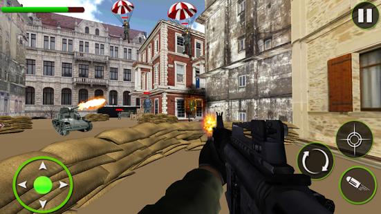 بازی اندروید براوو تیرانداز - Bravo Shooter: Gun Fire Strike