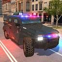 رانندگی با ماشین پلیس آمریکا - بازی های آفلاین