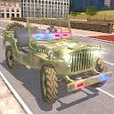 بازی رانندگی جیپ پلیس آمریکا - بازی های پلیس 2020