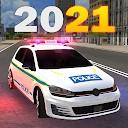 بازی شبیه ساز ماشین پلیس 2021