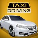 راننده تاکسی شهری - شبیه ساز سرگرم کننده رانندگی