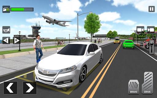 بازی اندروید راننده تاکسی شهری - شبیه ساز سرگرم کننده رانندگی - City Taxi Driving: Fun 3D Car Driver Simulator