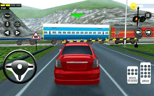 بازی اندروید آموزشگاه رانندگی هند - Driving Academy – India 3D
