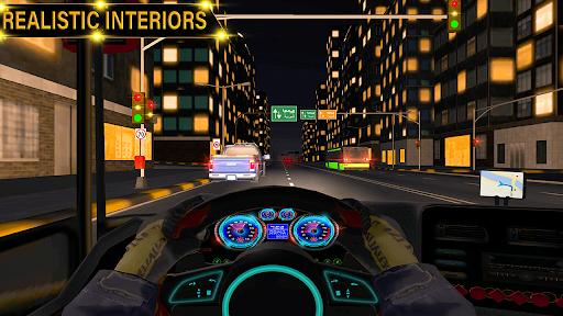 بازی اندروید مسابقه اتوبوس بزرگراه - مسابقه ترافیک - شبیه ساز اتوبوس - BusX Highway Racer: Traffic Racer: Bus Simulator