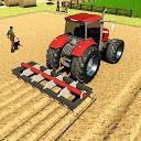 شبیه ساز کشاورزی - راننده تراکتور واقعی