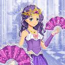 انیمیشن لباس شاهزاده خانم