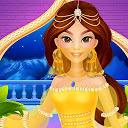 لباس شاهزاده خانم عربی