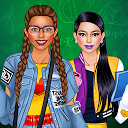 بازی انتخاب لباس دختران دانشجو