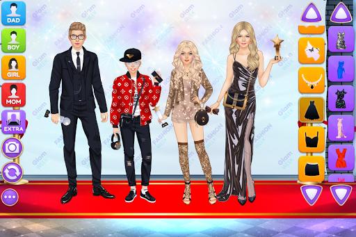 بازی اندروید خانواده ستاره - مد مشهور - Superstar Family - Celebrity Fashion