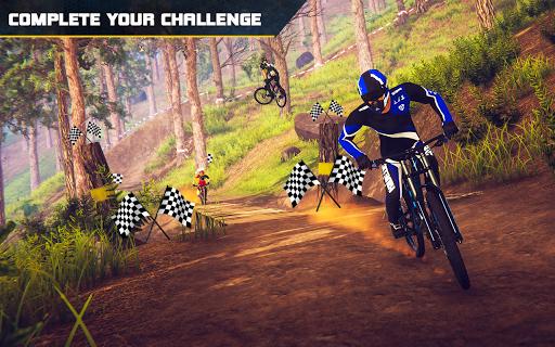 بازی اندروید شیرین کاری پسر دوچرخه سوار - BMX Boy Bike Stunt Rider Game