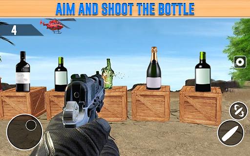 بازی اندروید سلطان تیرانداز تفنگ - Gun Shooting King Game