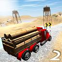 رانندگی سریع کامیون