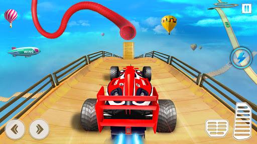 بازی اندروید استاد مسابقه ماشین های فرمول یک - بازی جدید ماشین - Formula Car Racing Stunts 3D: New Car Games 2021