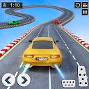 بازی مسابقه شیرین کاری رمپ اتومبیل - بازی جدید رایگان 2021