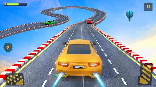 بازی اندروید مسابقه شیرین کاری رمپ اتومبیل - بازی جدید رایگان 2021 - Ramp Car Stunts Racing - Free New Car Games 2021