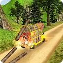 راننده کامیون بین شهری