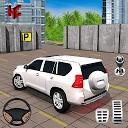 پارکینگ اتومبیل لوکس پرادو