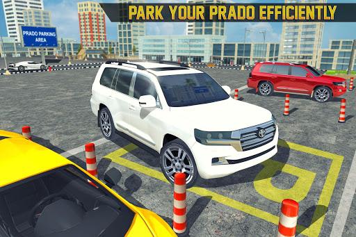 بازی اندروید پارکینگ اتومبیل لوکس پرادو - Prado luxury Car Parking: 3D Free Games 2019