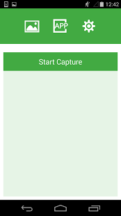 نرم افزار اندروید اسکرین شات - تصویر برداری از صفحه - Screenshot