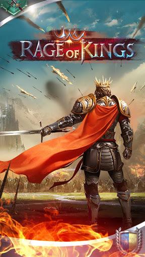بازی اندروید خشم پادشاهان - فرود کینگ - Rage of Kings - King's Landing