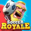 فوتبال رویال - برخورد ستاره فوتبال