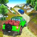 رانندگی جیپ آفرود 2021 - بازی اتومبیلرانی سه بعدی
