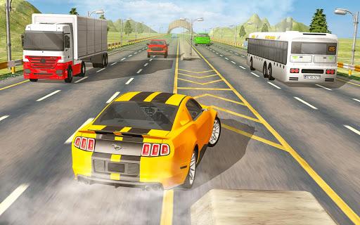 بازی اندروید مسابقه واقعی بزرگراه اتومبیلرانی - بهترین بازی های جدید 2019 - Real Highway Car Racing : Best New Games 2019