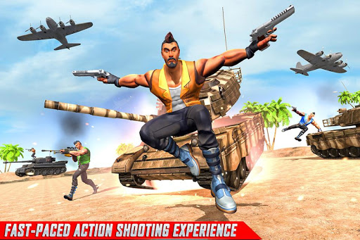 بازی اندروید ضربه جدید تیراندازی با اسلحه - بازی های ضد تروریستی - New Gun Shooting Strike - Counter Terrorist Games