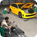 تعمیرات خودرو - مکانیک موتور ماشین