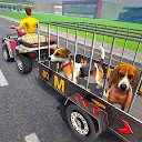 موتور سواری - بازی های سگ