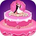 آشپز کیک عروسی دختران