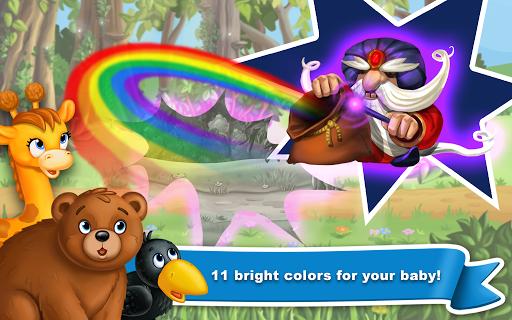بازی اندروید یادگیری رنگ برای کودکان و نوجوانان - Learning Colors for Kids: Toddler Educational Game
