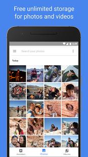 نرم افزار اندروید تصاویر گوگل - Google Photos