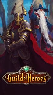 بازی اندروید انجمن قهرمانان - Guild of Heroes