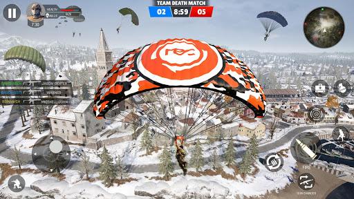 بازی اندروید پوشش چند نفره مدرن شکارچی - تیم تیرانداز - Modern Cover Hunter Multiplayer 3D team Shooter