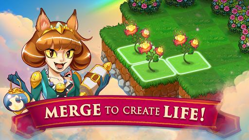 بازی اندروید ادغام اژدها - Merge Dragons!