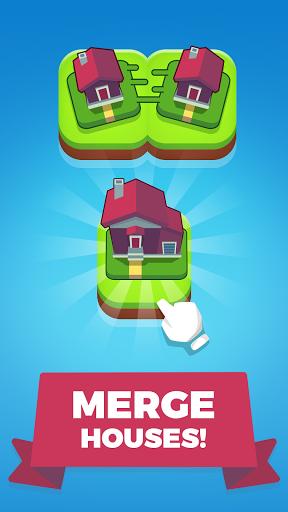 بازی اندروید ادغام شهر - Merge Town!