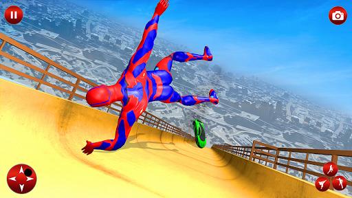 بازی اندروید قهرمان سرعت ابرقهرمان ربات - Superhero Robot Speed Hero