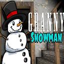 مادربزرگ آدم برفی ترسناک