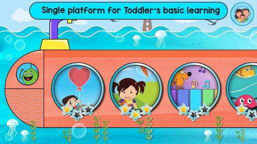 بازی اندروید بازی های یادگیری کودکان - بازی بچه های کوچک - Toddler Learning Games - Little Kids Games