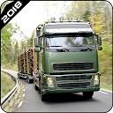 شبیه ساز کامیون اروپایی حمل چوب