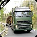 بازی شبیه ساز کامیون اروپایی حمل چوب