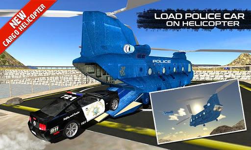 بازی اندروید کامیون حمل و نقل پلیس - OffRoad Police Transport Truck