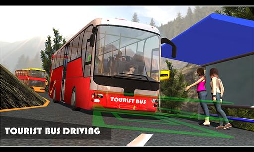 بازی اندروید راننده اتوبوس آفرود - Off Road Tour Coach Bus Driver