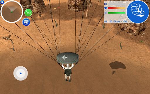بازی اندروید میدان جنگ کویر - Desert Battleground