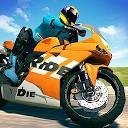 مسابقه موتور سواری
