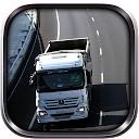 رانندگی سریع با کامیون
