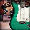 تکنواز گیتار راک - گیتار واقعی